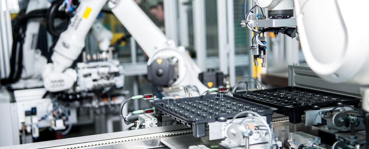 Rudi Göbel GmbH automated assembly machine