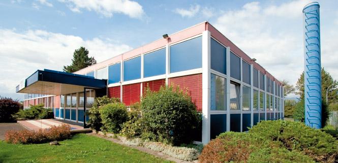 Firmengebäude der Promotool in Österreich